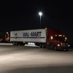 photo of walmart supercenter marion in united states walmart truck in the