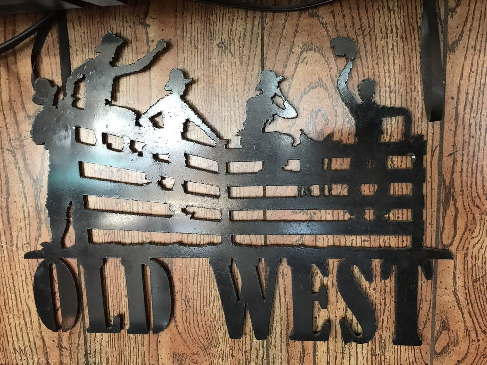 Old West Bar: 612 Lincoln Hwy, Medicine Bow, WY