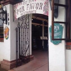 Photo Of Por Favor Mexican Restaurant Cantina El Cajon Ca United States