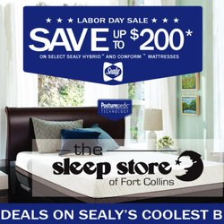 The Sleep Store Of Fort Collins