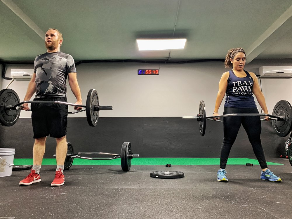 Fit Results - Logan Square
