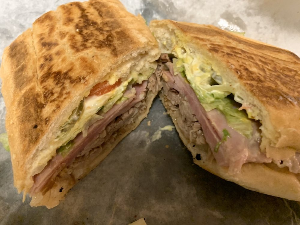Marino's Cafe: 3909 West Broad St, Tampa, FL