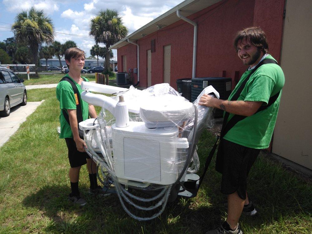 Turtle Hut Moving: 442 Indian River Blvd, Edgewater, FL