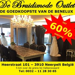 outlet bruidsmode