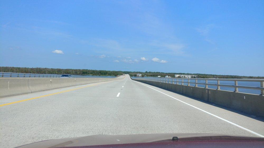 Chowan River Bridge: US-17, Merry Hill, NC