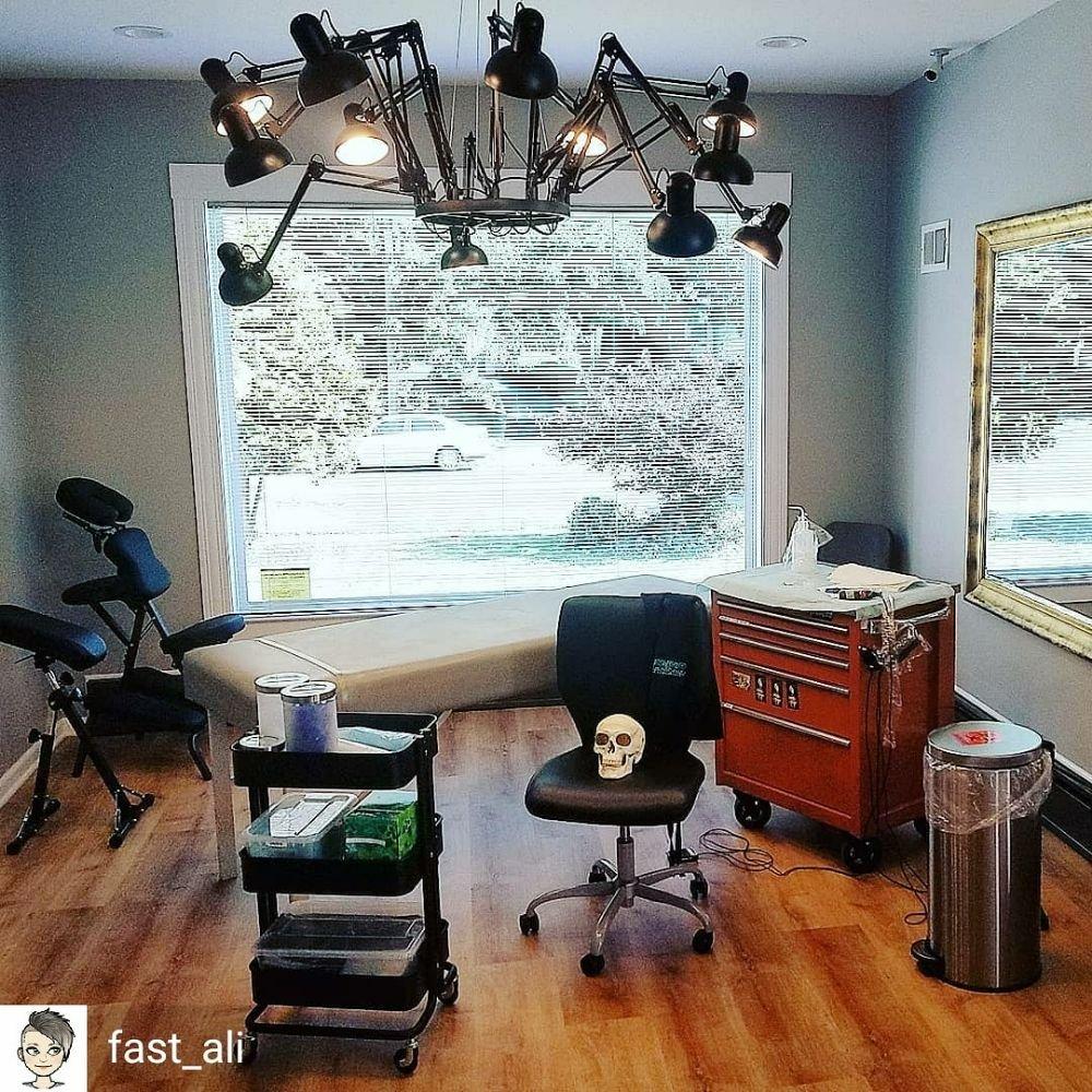 Lost & Found Tattoo Studio: 230 North Ave W, Cranford, NJ