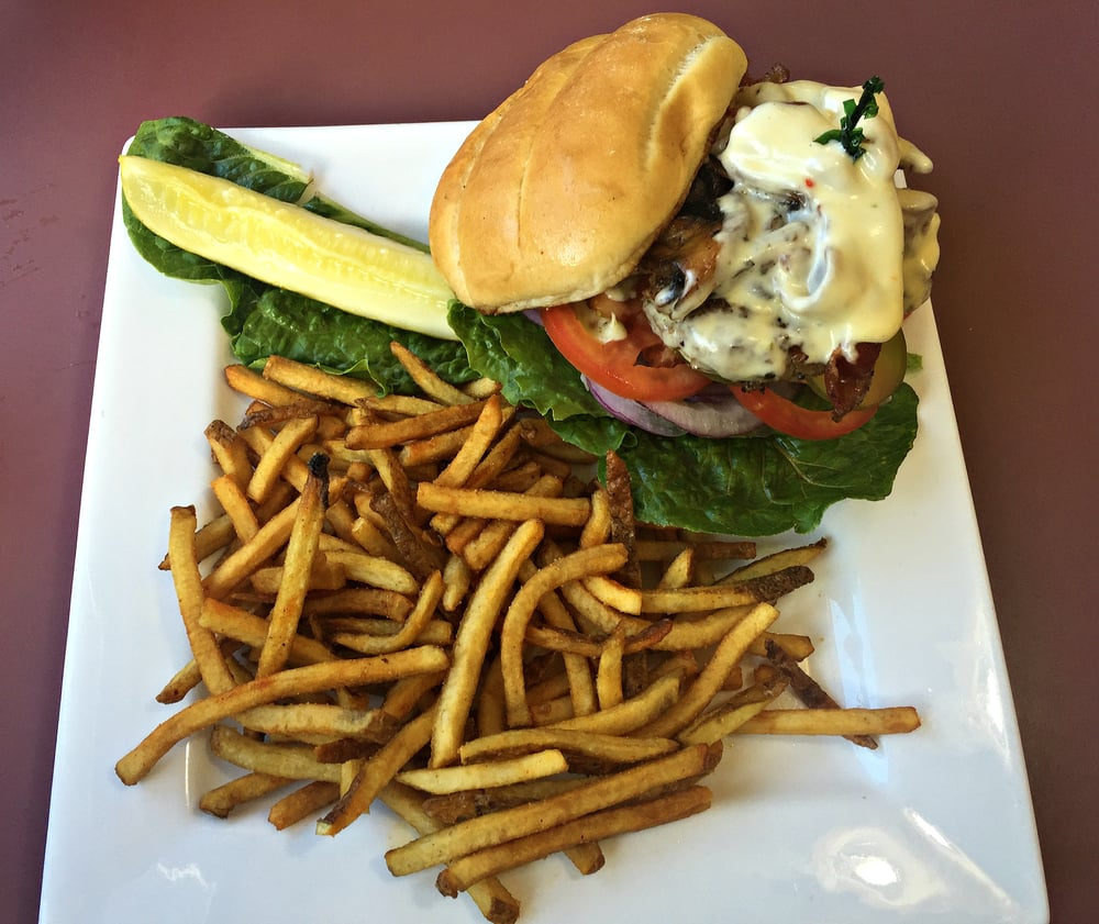 Great 1 2 lb burgers and hand cut fries yelp for Vfw fish fry near me