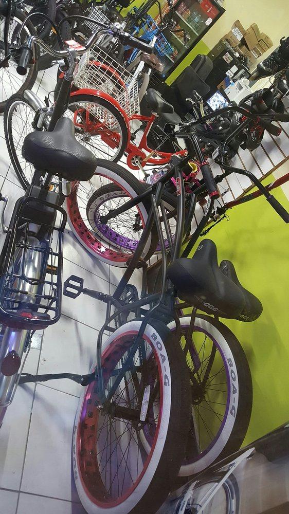Hollywood Bikes Electric Bicycle Shop: 101 N Ocean Dr, Hollywood, FL