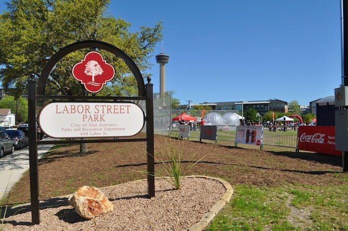 Labor Street Park