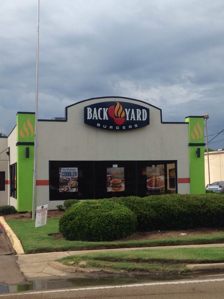 Back Yard Burgers: 514 W Park Ave, Greenwood, MS