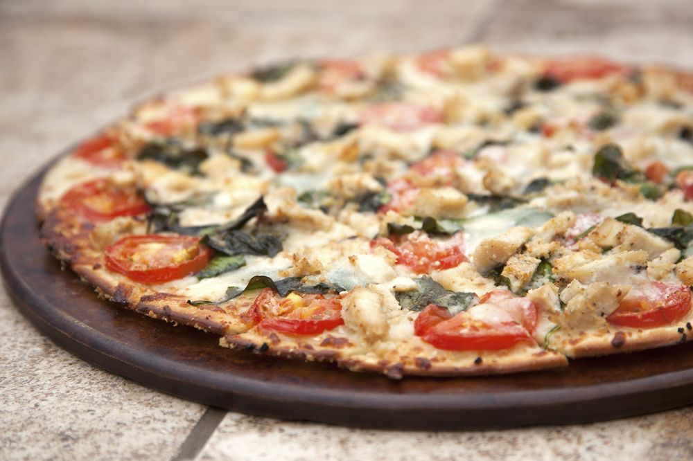 Food from Donatos Pizza