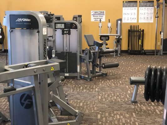 Anytime Fitness 8887 High Pointe Dr Newburgh, IN Health