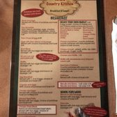 Photo Of Kim S Country Kitchen Lincoln Ca United States Menu