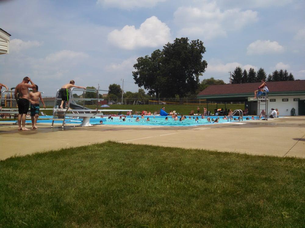 Crabapple Park & Pool: W Newton Rd, Herminie, PA