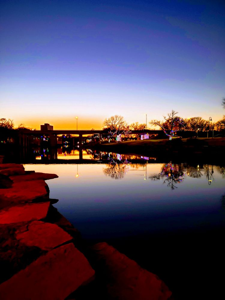 Concho River Walk: 290 W Veterans Memorial Dr, San Angelo, TX