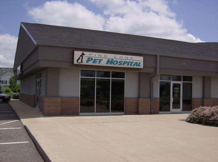 Pine Cone Pet Hospital: 234 Pine Cone Rd S, Sartell, MN