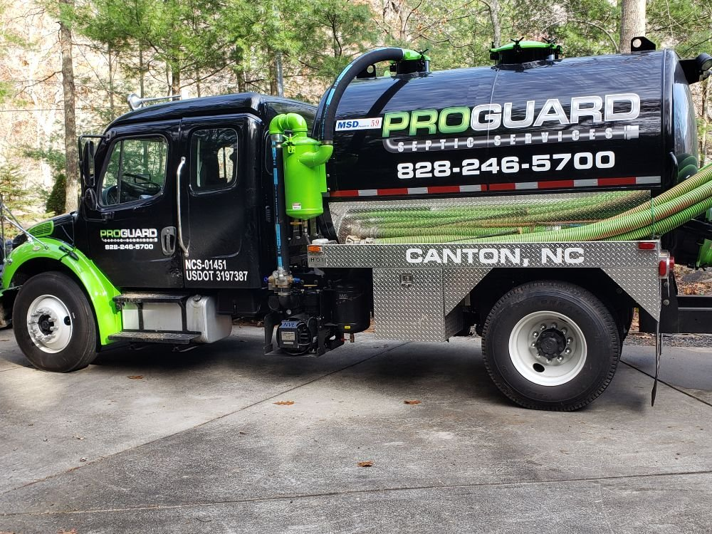 Proguard Property Services: Canton, NC