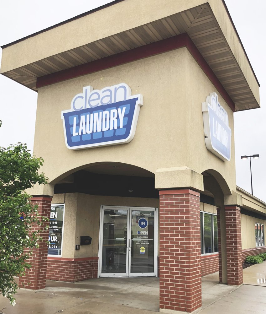 Clean Laundry: 4518A Verona Rd, Madison, WI