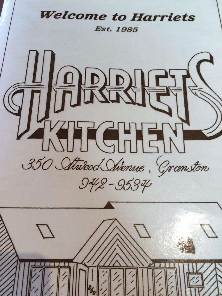 Harriet S Kitchen Cranston Ri