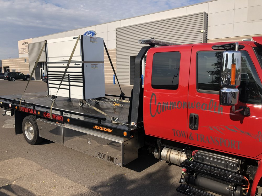Towing business in Goodyear, AZ