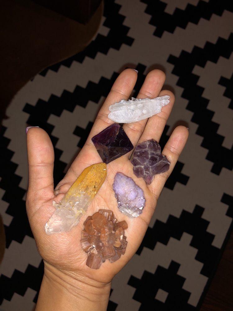 Moonlight Gemstones: 1001 W Hwy 90, Marfa, TX