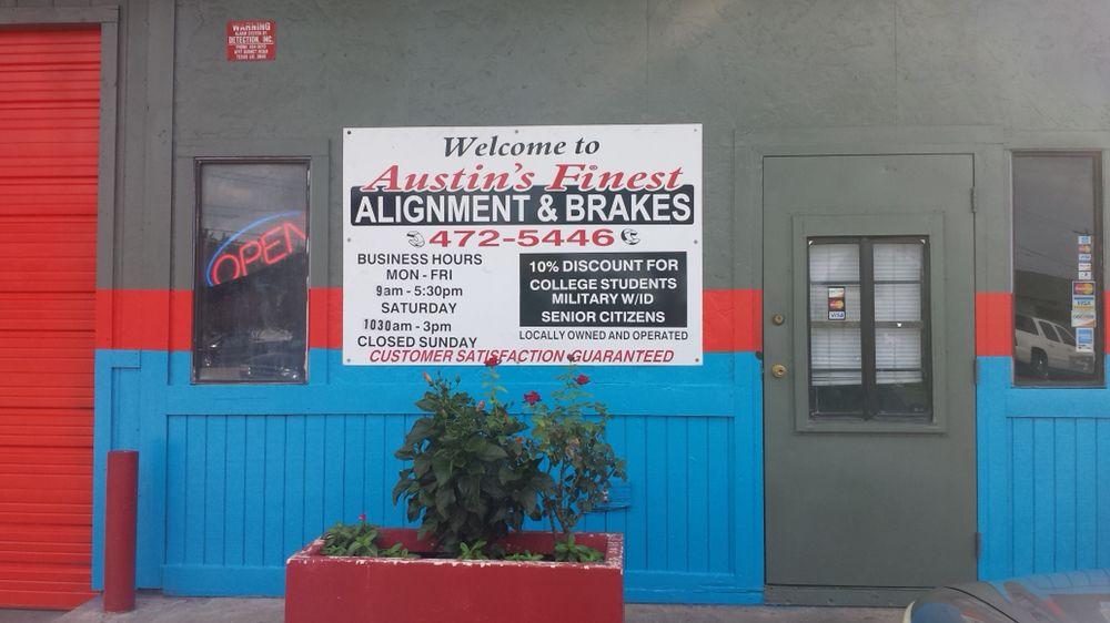Austin's Finest Alignment & Brake