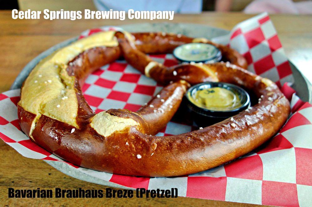 Cedar Springs Brewing Company: 95 N Main, Cedar Springs, MI