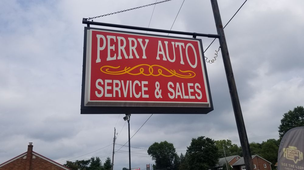Perry Auto Service & Sales: 12 Bellevue Ave, Shoemakersville, PA