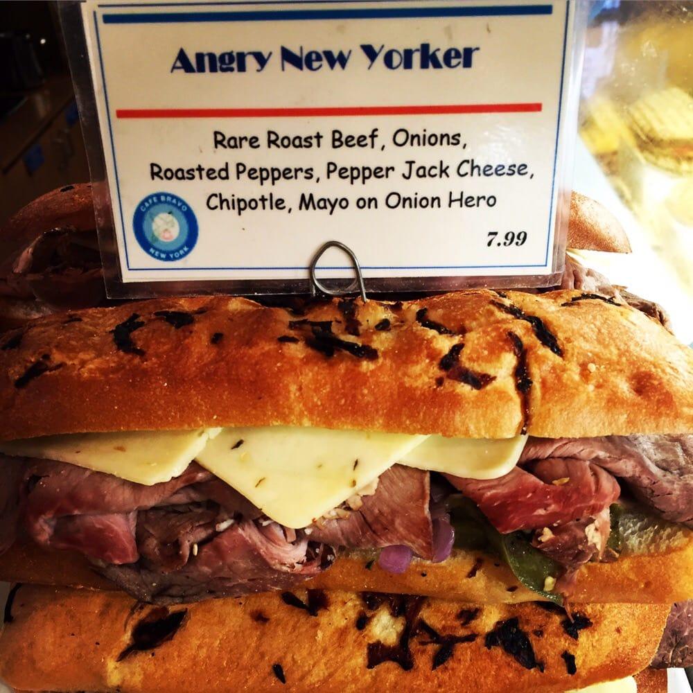 Cafe Bravo  Greenwich St New York Ny