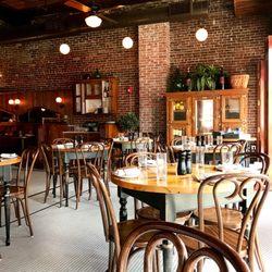Photo Of Capo Restaurant Boston Ma United States Interior