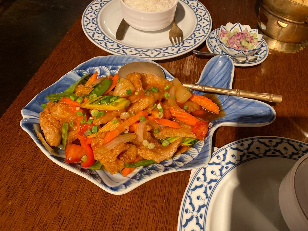 Siam Square Thai Cuisine