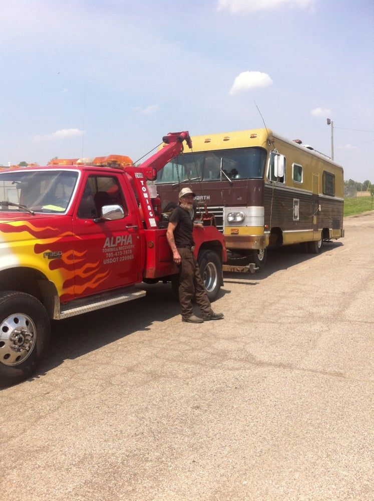 Alpha Towing & Recovery: 1446 N Eel River Cemetery Rd, Peru, IN