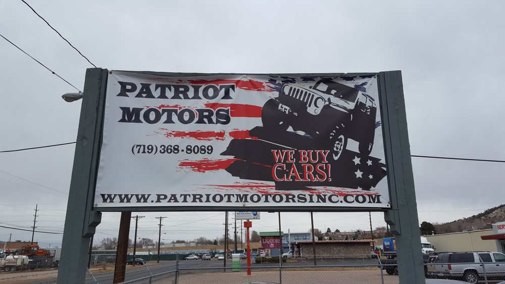patriot motors colorado springs co united states