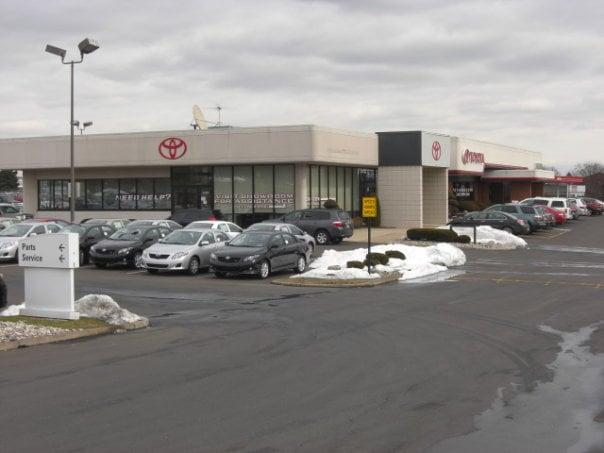 Faulkner Toyota Trevose >> Photos For Faulkner Toyota Trevose Yelp