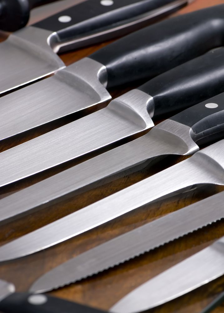 Precision Knife Sharpening: 7 E Glendale Ave, Alexandria, VA