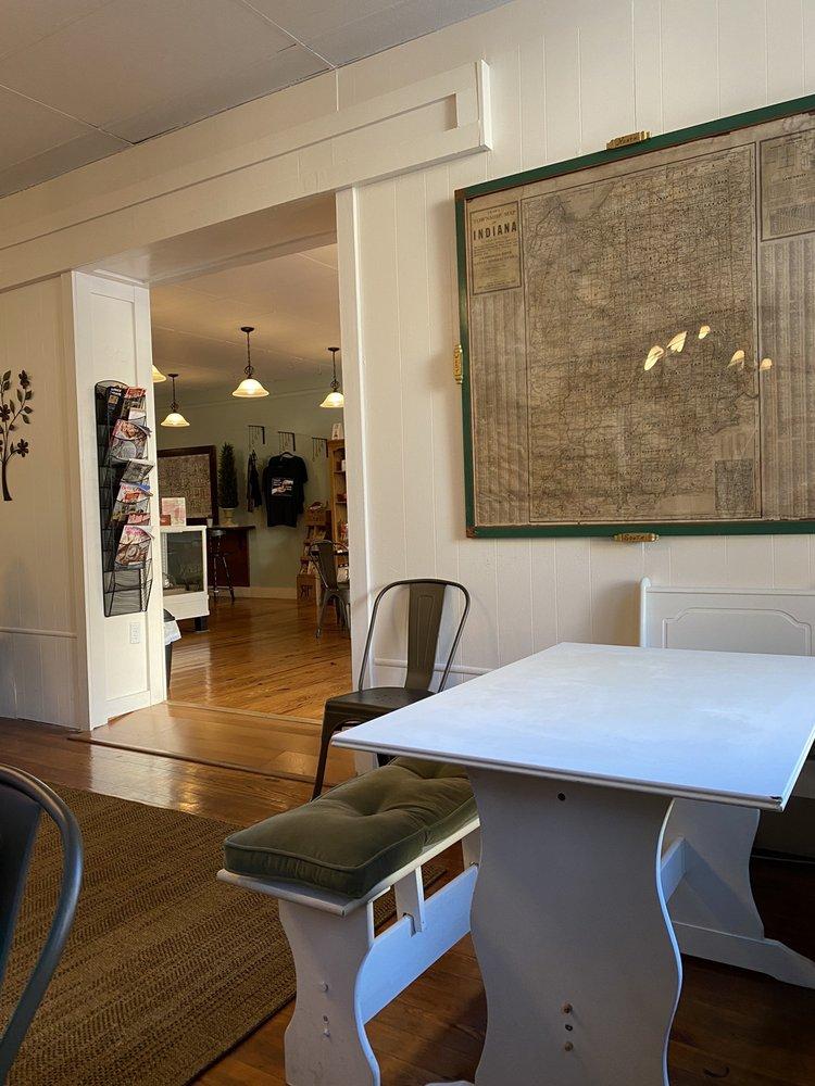 Swiss Perks Coffee Shop: 117 W Main St, Vevay, IN