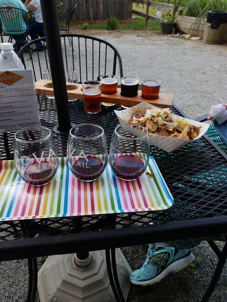 Sans Soucy Vineyards: 1571 Mount Calvary Rd, Brookneal, VA