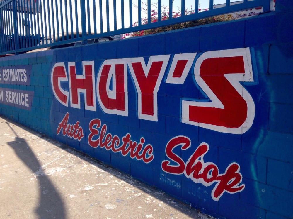 Chuy S Auto Electric Shop 14 Photos Amp 52 Reviews Auto