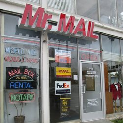 Photo Of Mister Mail