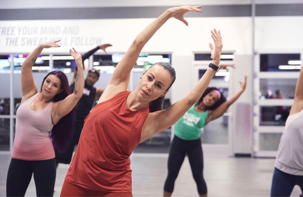 Crunch Fitness - Woodbridge