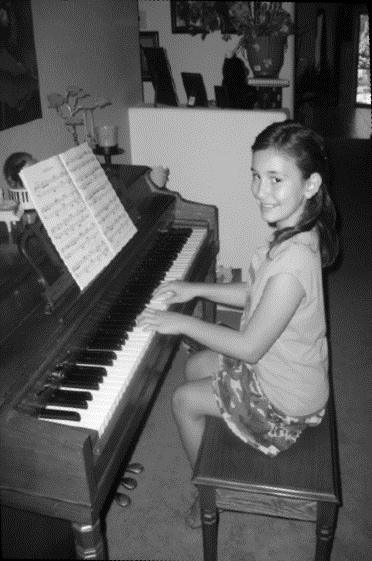 Piano by Christy