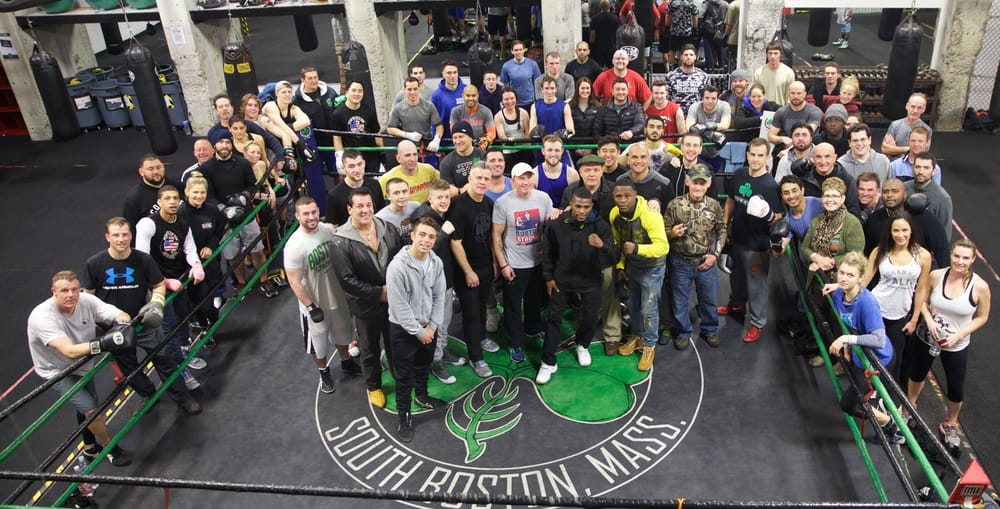 Peter Welch's Gym