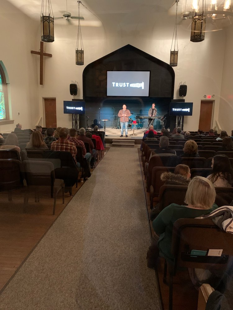 Community of Faith: 400 North Commerce St, Lewisburg, OH