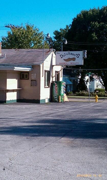 Dutchman's Barber Shop: 1678 W 35th St, Davenport, IA