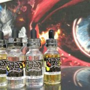 Gold Snow Wolf Photo Of Vapor Craziness Riverton Ut United States