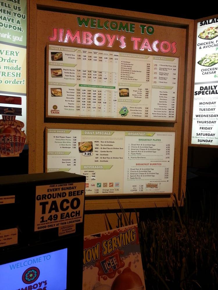 Jimboy S Tacos Fast Food Sacramento Ca Yelp