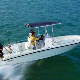 Parker Boats of Daytona - CLOSED - 872 N Tomoka Farms Rd
