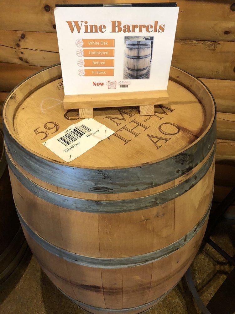 The Oak Barrel Company: 4839 E Miller Ave, Berlin, OH