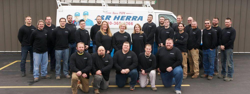 J&R Herra Heating, Cooling, & Plumbing: 210 E North St, Elburn, IL