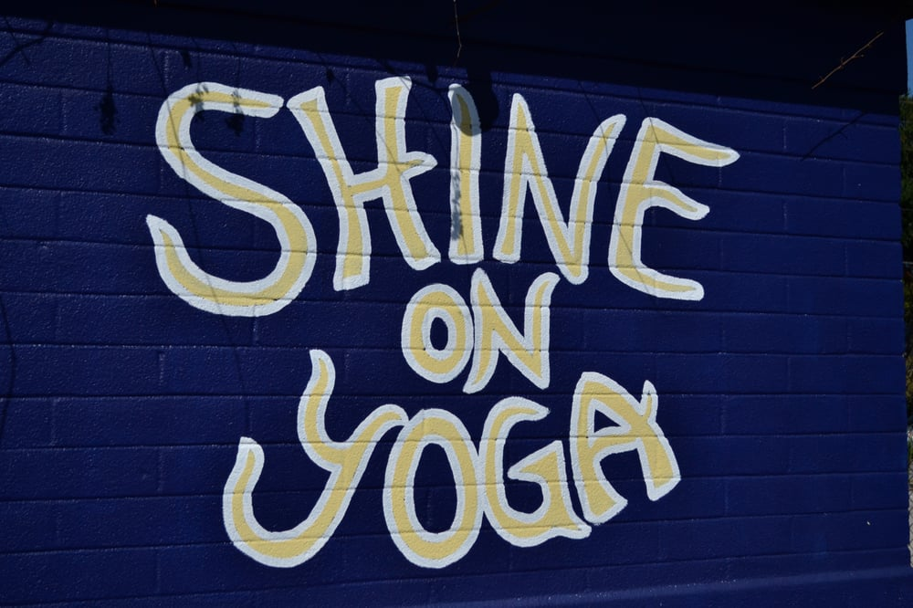 Shine On Yoga: 619 N Thornton Ave, Orlando, FL